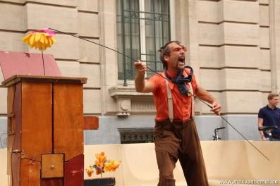 Puppetbuskers festival - Ce n'est pas Commode: 1001 dingen met een kast, vele schuiven *slapstick voor jong en oud*