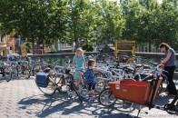 Klimmen op het fietsklimrek, ecologisch en economisch...