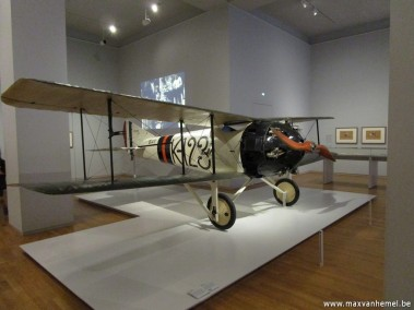 Rijksmuseum - design vliegtuig