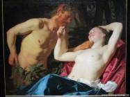 Rijksmuseum - Sater en Nimf