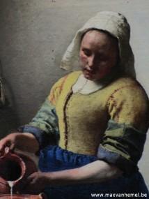 Rijksmuseum - Melkmeisje