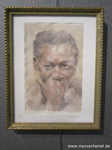 Steven Huysman (aquarelwerken)
