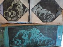 Detief 'godzoro' Packo & Bunnyman (installatiekunst)