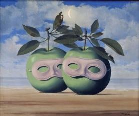 el-sacerdote-casado-magritte-1951