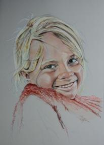 portret Lise - klein