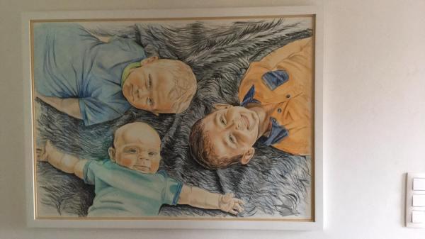dens 3 broers