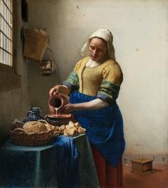 Johannes_Vermeer_-_Het_melkmeisje