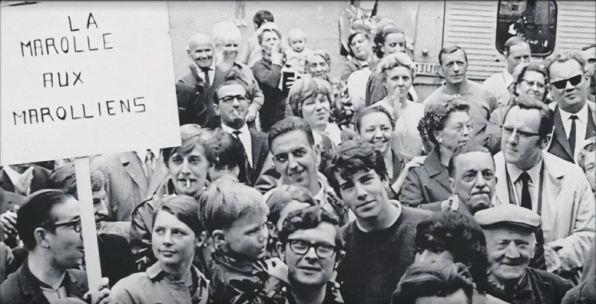 marollen protest 1969